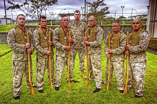 Meet single marines