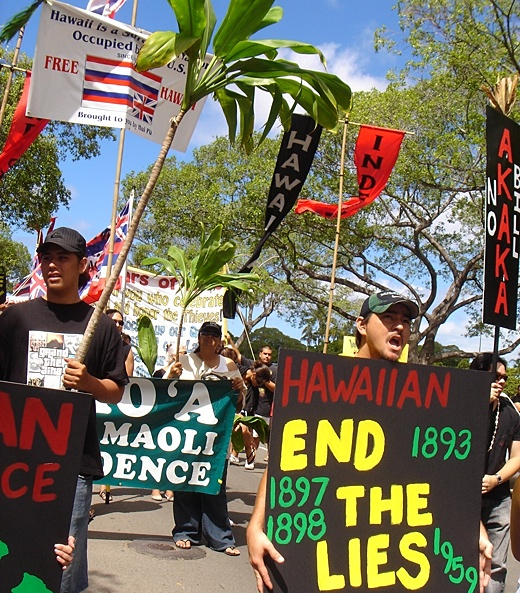 Ea O Ka Aina: Hawaiian Sovereignty Panel