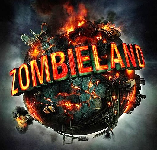 Zombieland movie poster s graphics and comments
