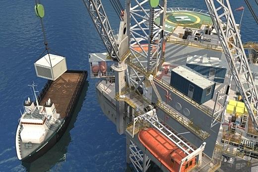 Oil Offshore Marine Client