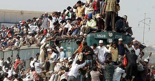 essay about population explosion in india