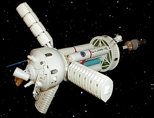 Pilgrim Observer Space Station - Pics about space