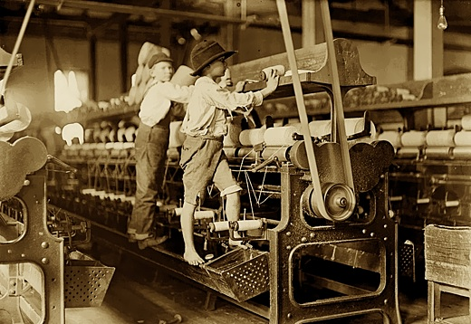 The luddite revolt on supply and demand