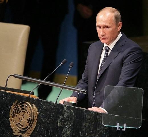 Un russian presidency in